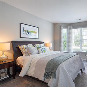 Bell Meadowmont Bedroom